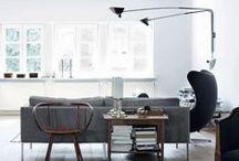 Interiors / houses and rooms I love