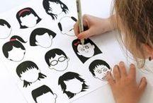 Kids / by Monica (Adirondack Inspired)