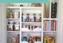 Kitchen and Dining Room / Decor, storage, and organization ideas for the kitchen and dining room.