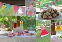 Baby Shower Ideas / Theme, decor, and food ideas for throwing the perfect baby shower.