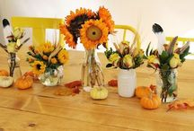 Thanksgiving / Decor, food, and other creative ideas for Thanksgiving.