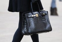 Lovely Bags & Shoes / oh yes I'm a bag & shoe addict ~ the Birkin is my bag of choice, have two & waiting on a third