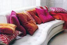 Pink & Orange - Madeline Weinrib / by Madeline Weinrib
