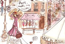 Lovely Paris / the city where I was born... hubby is taking me for my birthday next year yay / by Lovely Lanvin