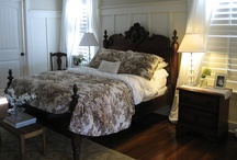 Bed Room Makeover / by Cynthia Ford