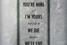 Words & Lyrics