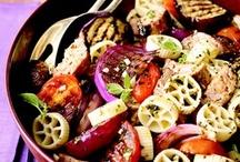 Pasta/Tuna/Chicken Salad- Salads / by Abigail Autrey