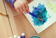 Crafting with Kids / Crafts that you can do with your little ones.