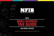 Taxes / by NFIB