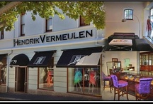 Flagship Boutique, 79 Hout Street, Cape Town CBD, RSA / Hendrik Vermeulen first flagship store opened within the Heritage Square in the centre of Cape Town.
