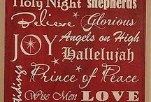 Christmas / by Hilary Hillis