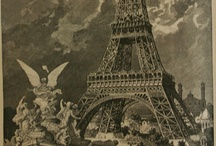 World Expo 1889 Paris / About world exhibitions and world fairs - images from the world expo 1889 in Paris