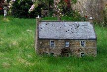 Amazing Doll Houses Etc..... ! / by Roxann Beard