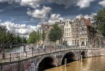 Amsterdam, Amsterdammers, Holland / by guglielmina s