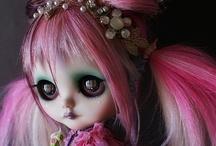 Blythe Dolls & ArtDolls / by Lady Loki