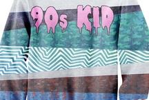 90's Kid / by aSociete Womens