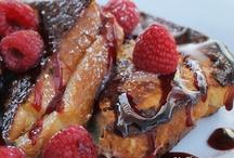 Breakfast/Brunch: Sweet / by Abigail Autrey