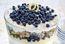 Just a TRIFLE / Dessert FIRST / by Janice D Adair