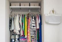 Organization / Ideas, tips, and DIY ideas for a more organized home.