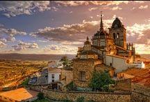 EUROPE: Spain - ESPAÑA,Ciudades y Pueblos  / http://worldbesthoteldeals.com / by JRRepiso