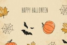 """Halloween / """"If human beings had genuine courage, they'd wear their costumes every day of the year, not just on Halloween.""""  - Douglas Coupland"""