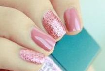 Colors on fingertips / by Wenxin Hu