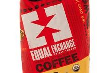 Fair Trade Food & Drinks / Fair trade food, coffee, chocolate, tea and more!