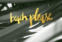 beach please x