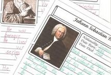 Teaching Children about Music- Classical / Resources for teaching and exposing children to classical music and composers.