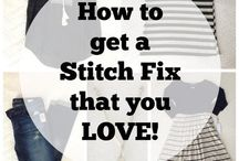 Stitch Fix Style / A collection of items that totally represent styles that I love and would love to have in my closet.