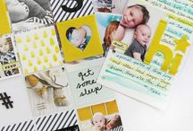 Scrapbook / Creative ideas, inspiration, and tips for photo albums and scrapbooking.