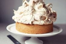 ✚Cakes & Desserts / Beautiful food photography of cakes and desserts