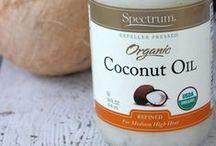 Coconut Oil / by Rachael Matthews