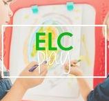ELC - Time to Play and Learn / Whether your little one is learning to write or count, learning their colours or shapes, we believe all learning should be enjoyable and fun! We hope our play and learning tips give you a helping hand!