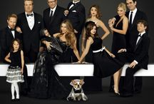 Modern Family / I thought nothing could come close to Friends as my favourite show on earth but this is definitely up there, and I may even love it more. I can watch re-runs at any given point and it really cheers me up. Each character is loveable, the storylines are clever and the comedy is subtle. It's the perfect way to escape.