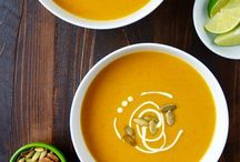 Soup / Soup recipes that are healthy (most of them)