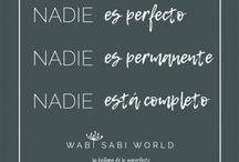 WABI SABI QUOTES