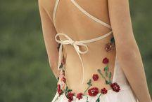 WSW~ WEDDING DRESS
