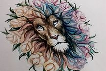 Rysunki i tatuaże
