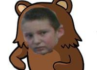 Kolusie/monkey/pedobear