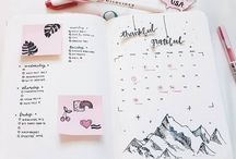 Bullet Journal Obsession / Have you already started bullet journaling? Unleash your creativity and indulge into this fun activity! Find bujo inspiration with Kawaii Pen Shop.