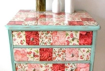 Furniture Find To Repurpose / by Tammy Welch