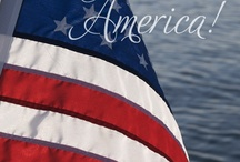 Patriotic / America the Beautiful !!  / by Tammy Welch