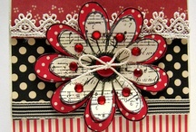 Crafty Cute Cards  / what is more fun then making it more personal to friends and family ,the fun of making a cute card...endless ideas are to be found :)  / by Tammy Welch