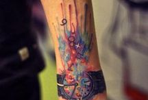 Tattoo's / Tattoos that I would love to get.  / by Autum D.