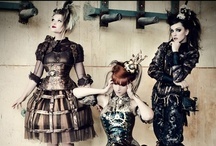 Steampunk / All things Steampunk / by Jeanine Gray
