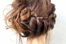 hair / by Gia Jurczyk