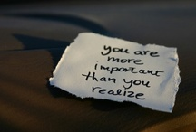 You (are)....  / Quotes about You!, who else...