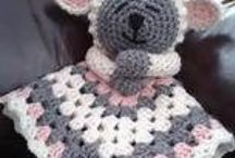Knit & Crochet / by Bonnie Timbrook
