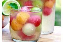 Drinks / fancy drink recipes